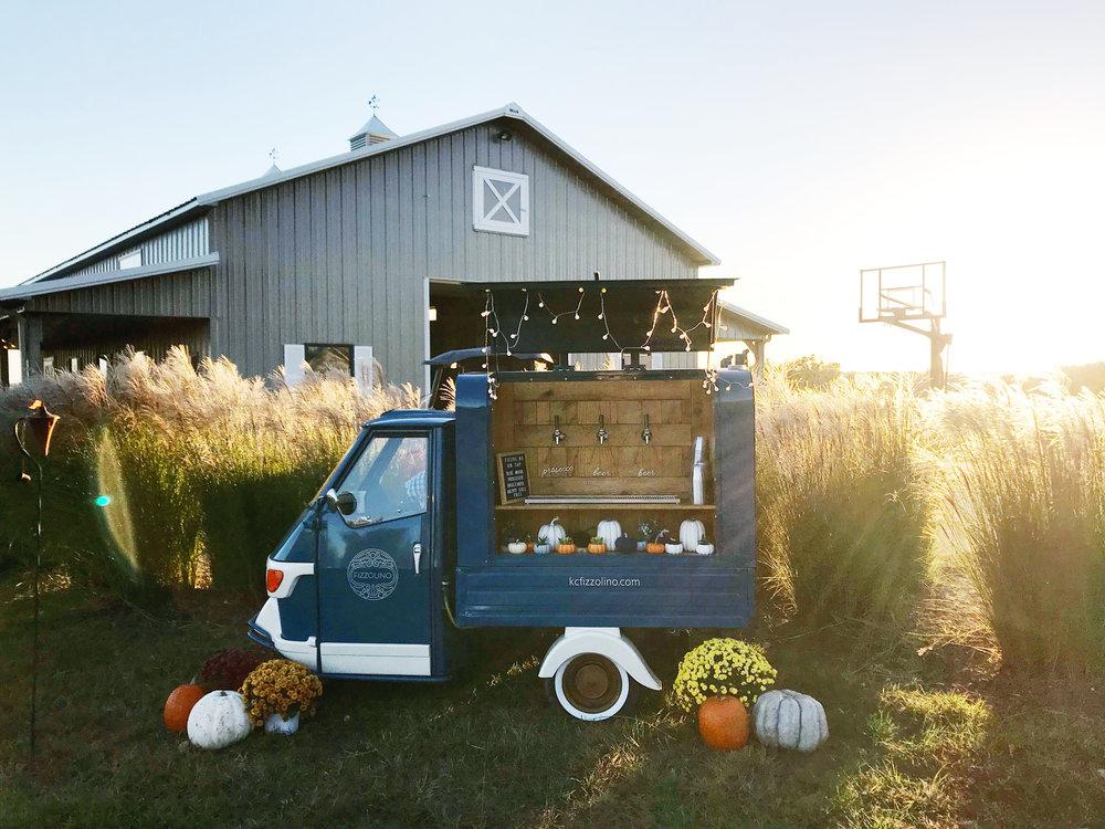 Kansas City Prosecco truck Fizzolino