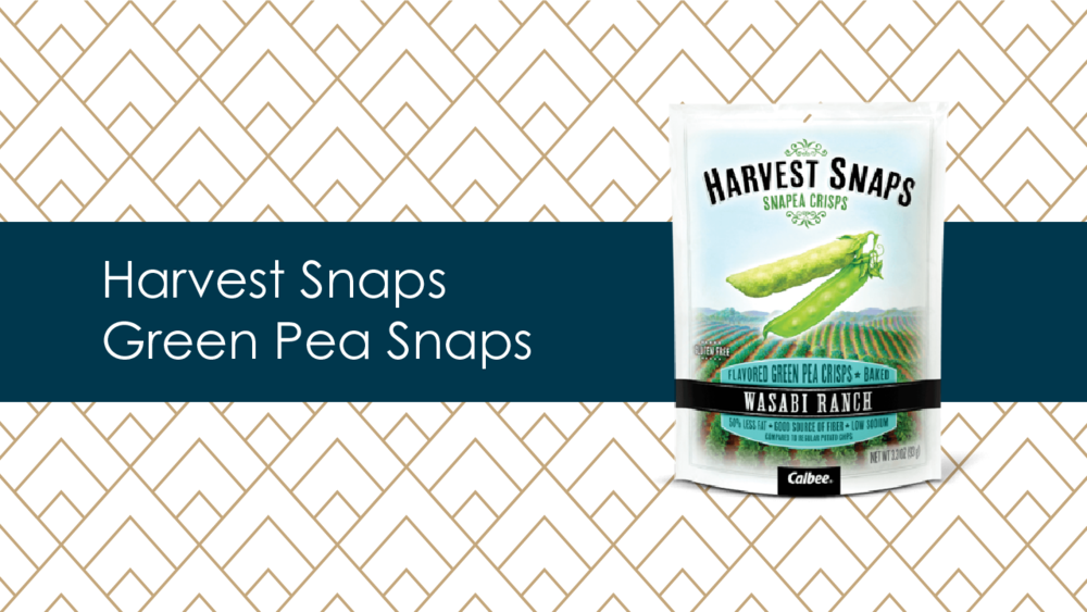 Harvest Snaps green pea snaps