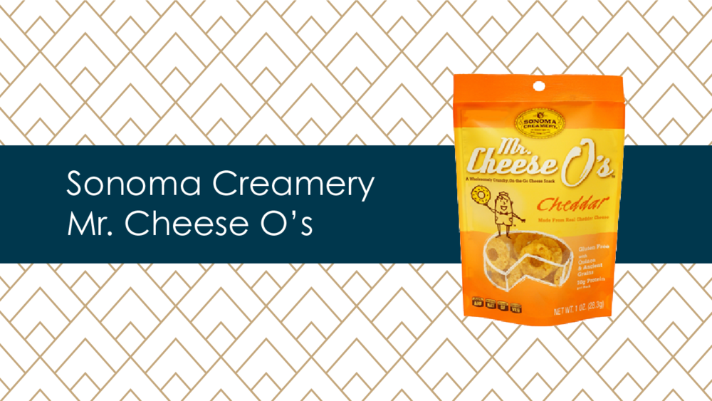 Sonoma Creamery Mr. Cheese O's