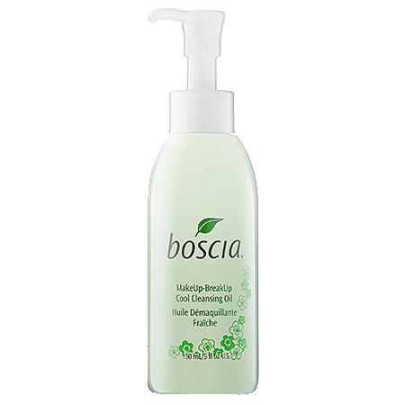- Boscia MakeUp BreakUp Cool Cleansing Oil