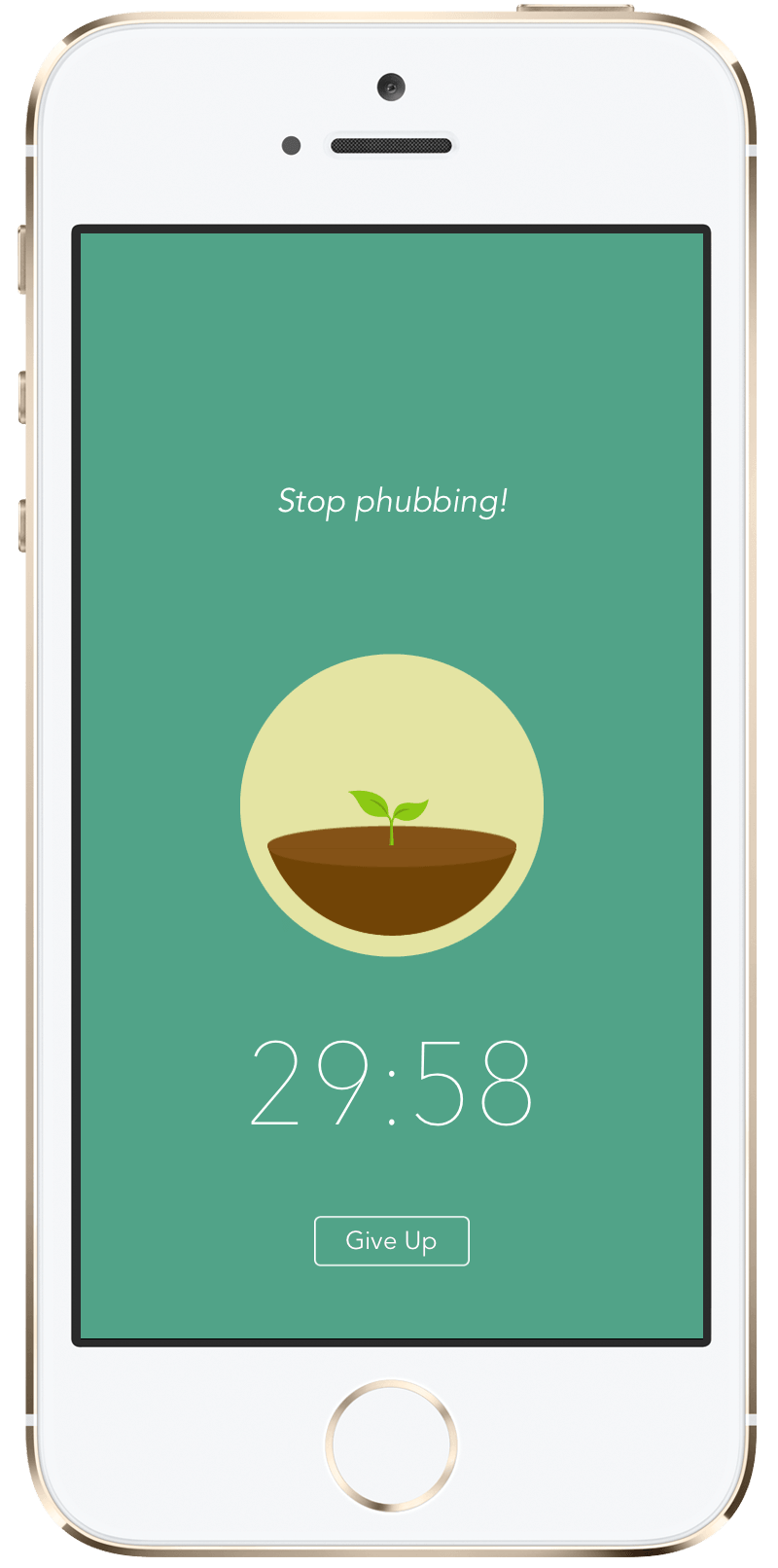 - Forest App