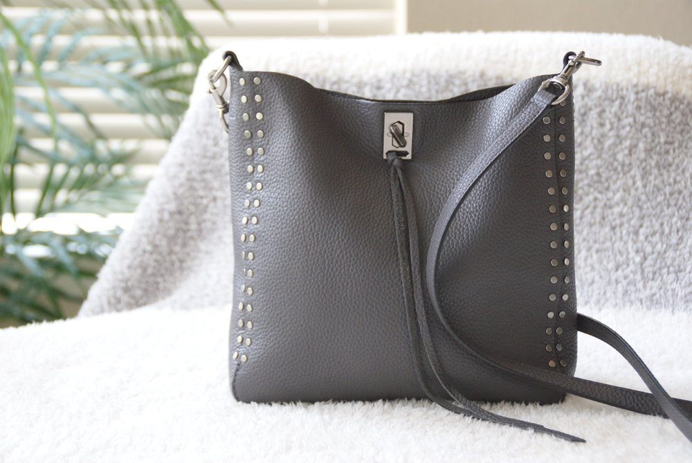 Rebecca Minkoff - Darren Small Leather Feed Bag