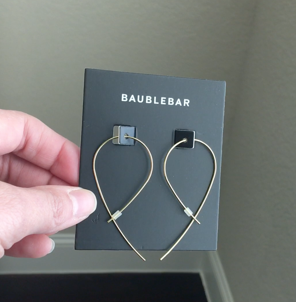 - Bauble Bar Earrings