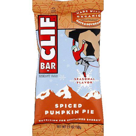 Clif Bar - Spiced Pumpkin Pie