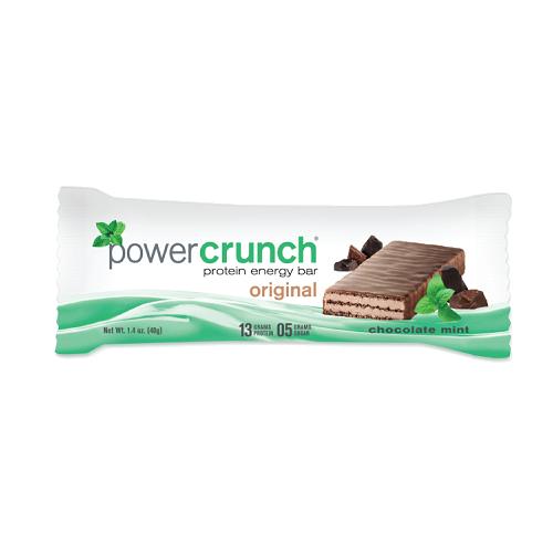 PowerCrunch - Chocolate Mint