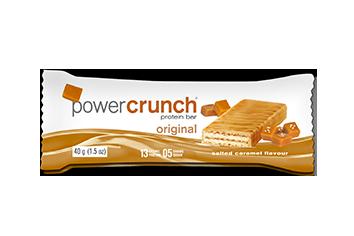 PowerCrunch - Salted Caramel