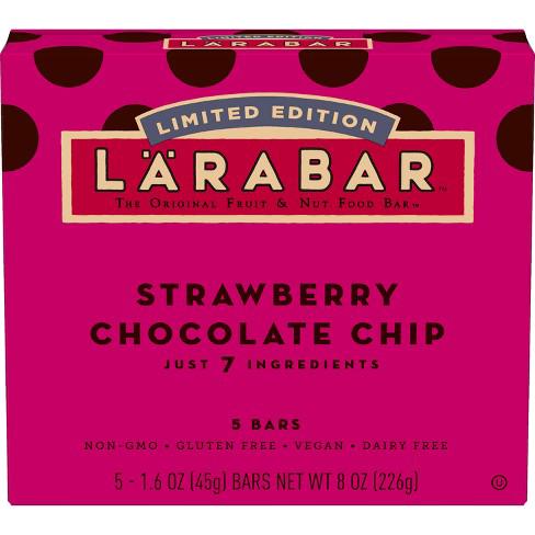 LaraBar - Strawberry Chocolate Chip