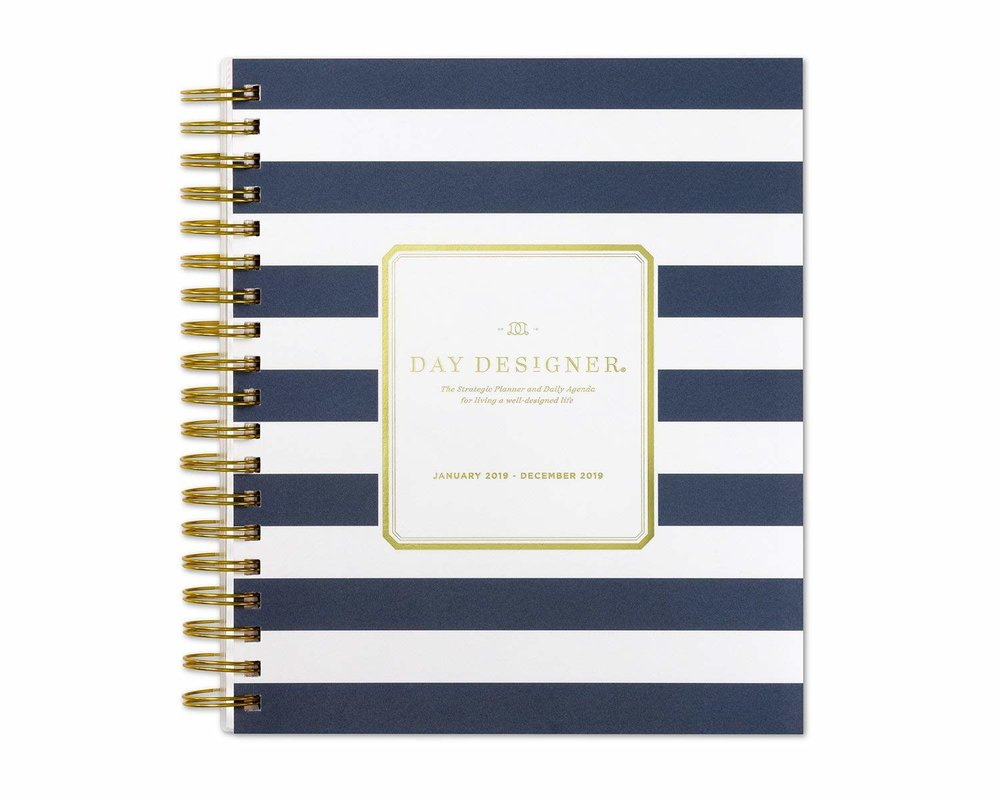Day designer planner -