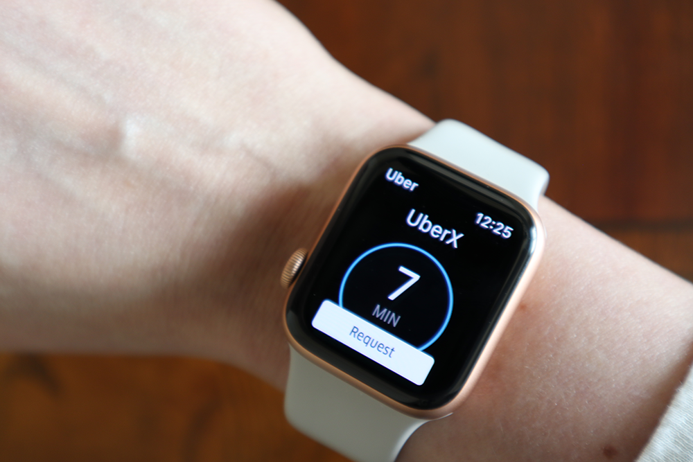 über app for apple watch