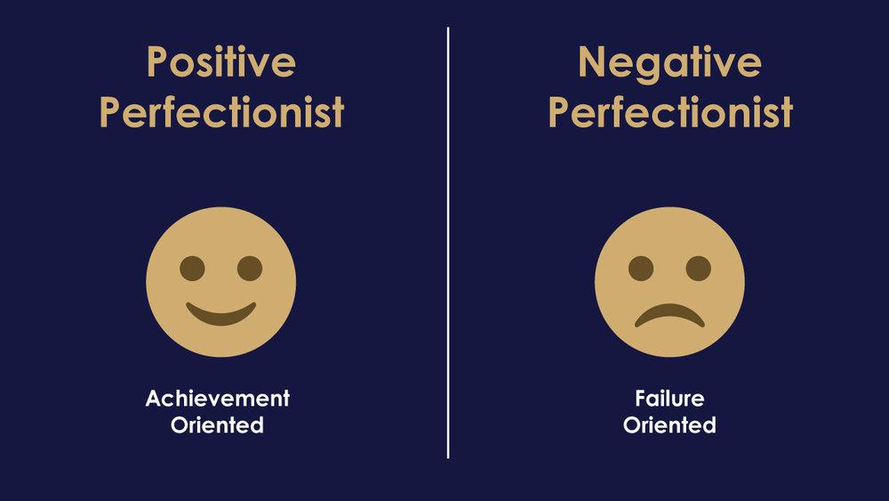 negative perfectionist