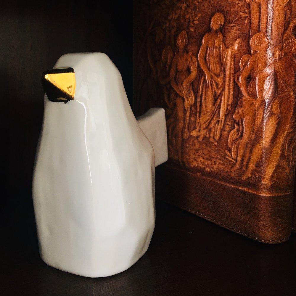 hobby lobby white bird