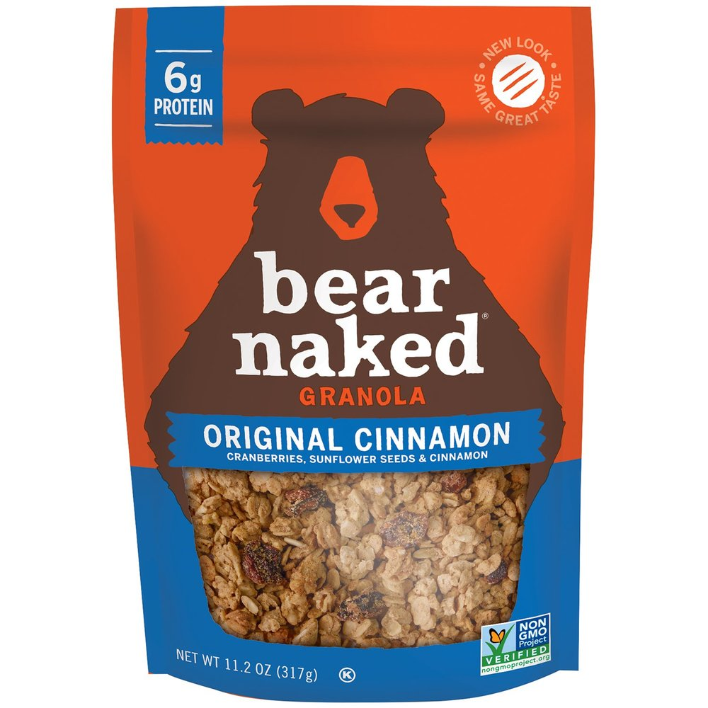 bear naked - Original Cinnamon Granola