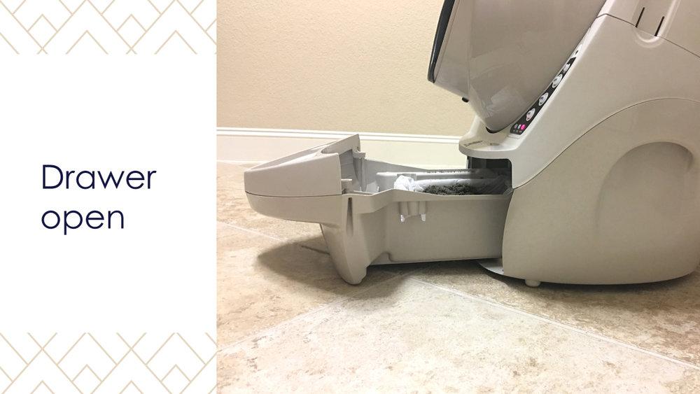 litter robot drawer