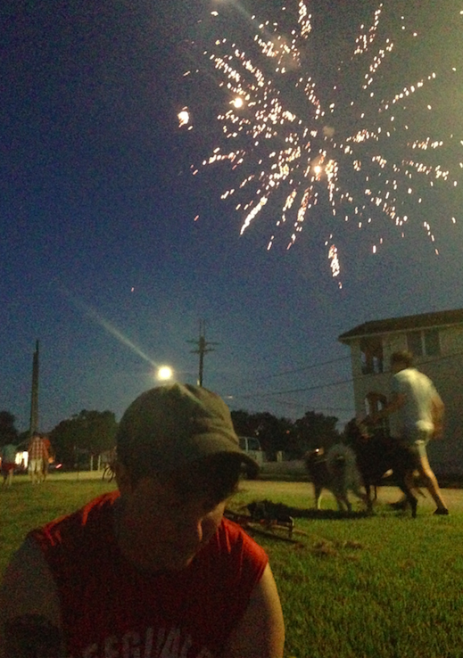 4th of July on the Bayou