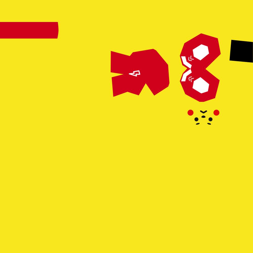 UV map or Pikachu pancake?