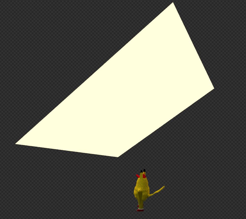 Giant rectangles make for good lighting.