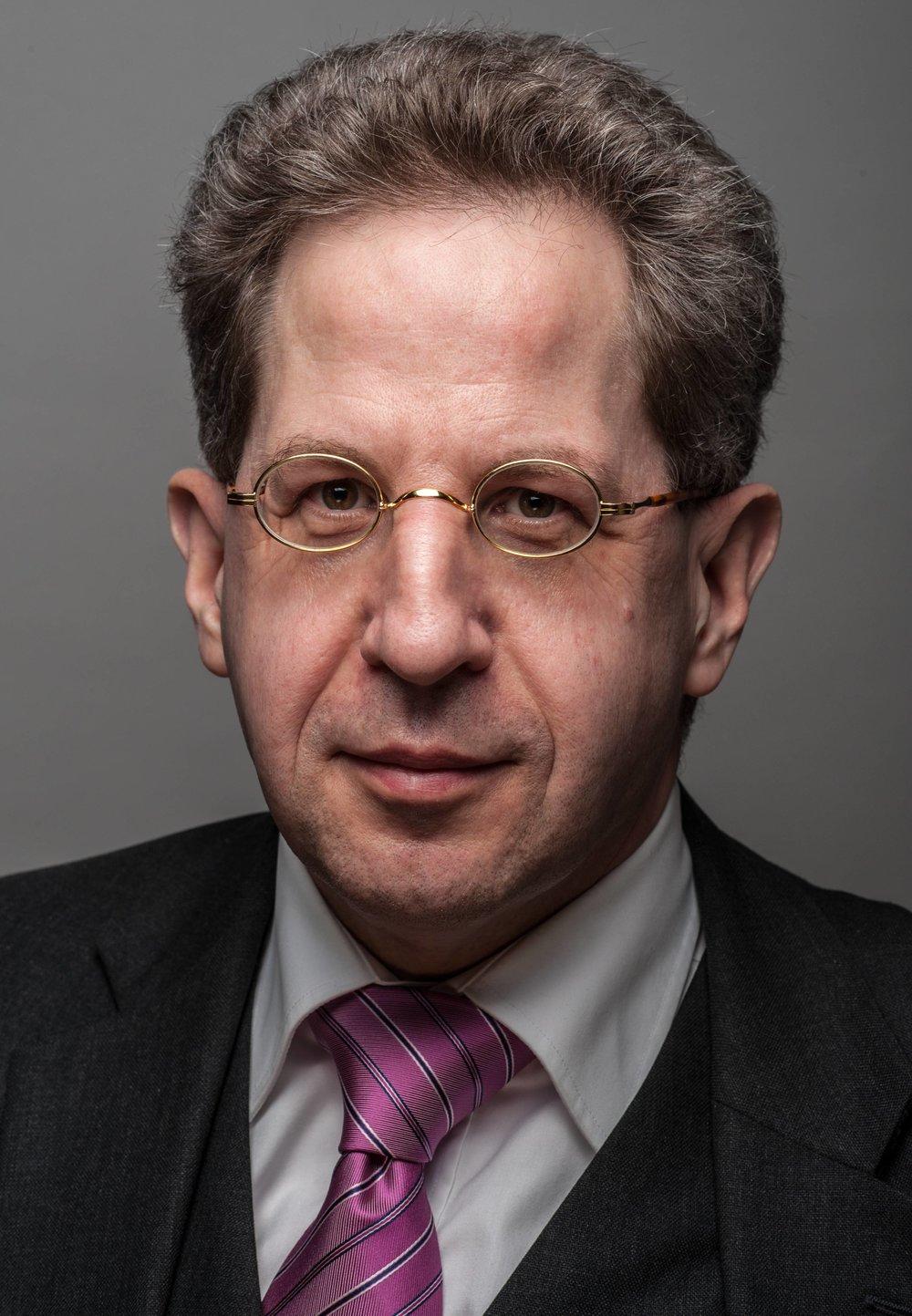 Hans-Georg Maaßen Quelle: Bundesamt für Verfassungsschutz