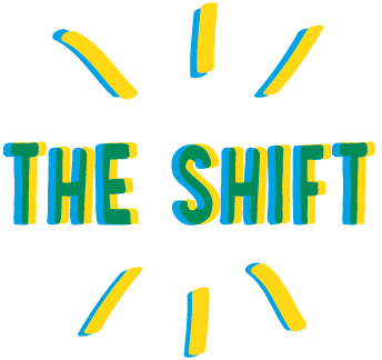 The Shift - golden nuggets for greener living