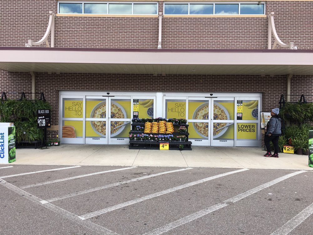 Kroger Window Graphics