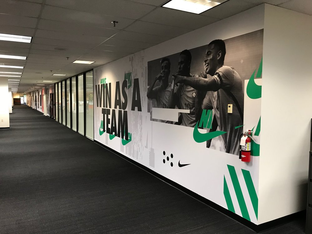 Nike Wallpaper Murals