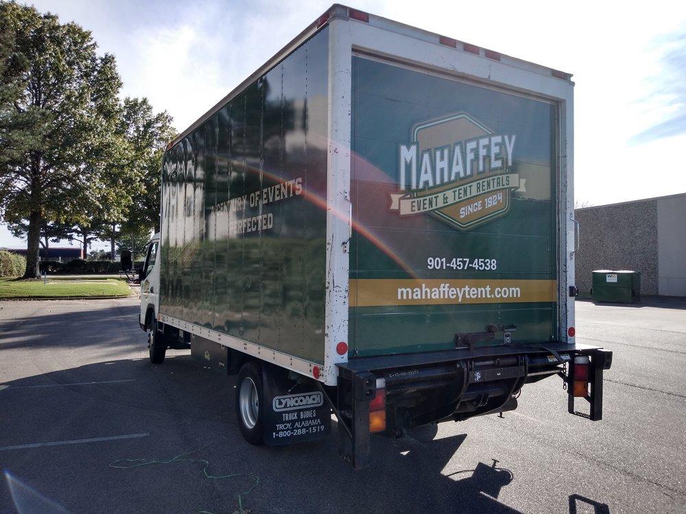 MahaffeyEvent&Tents_TrailerWrap_MemphisTN ..