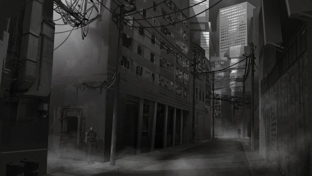 Concept Drawn