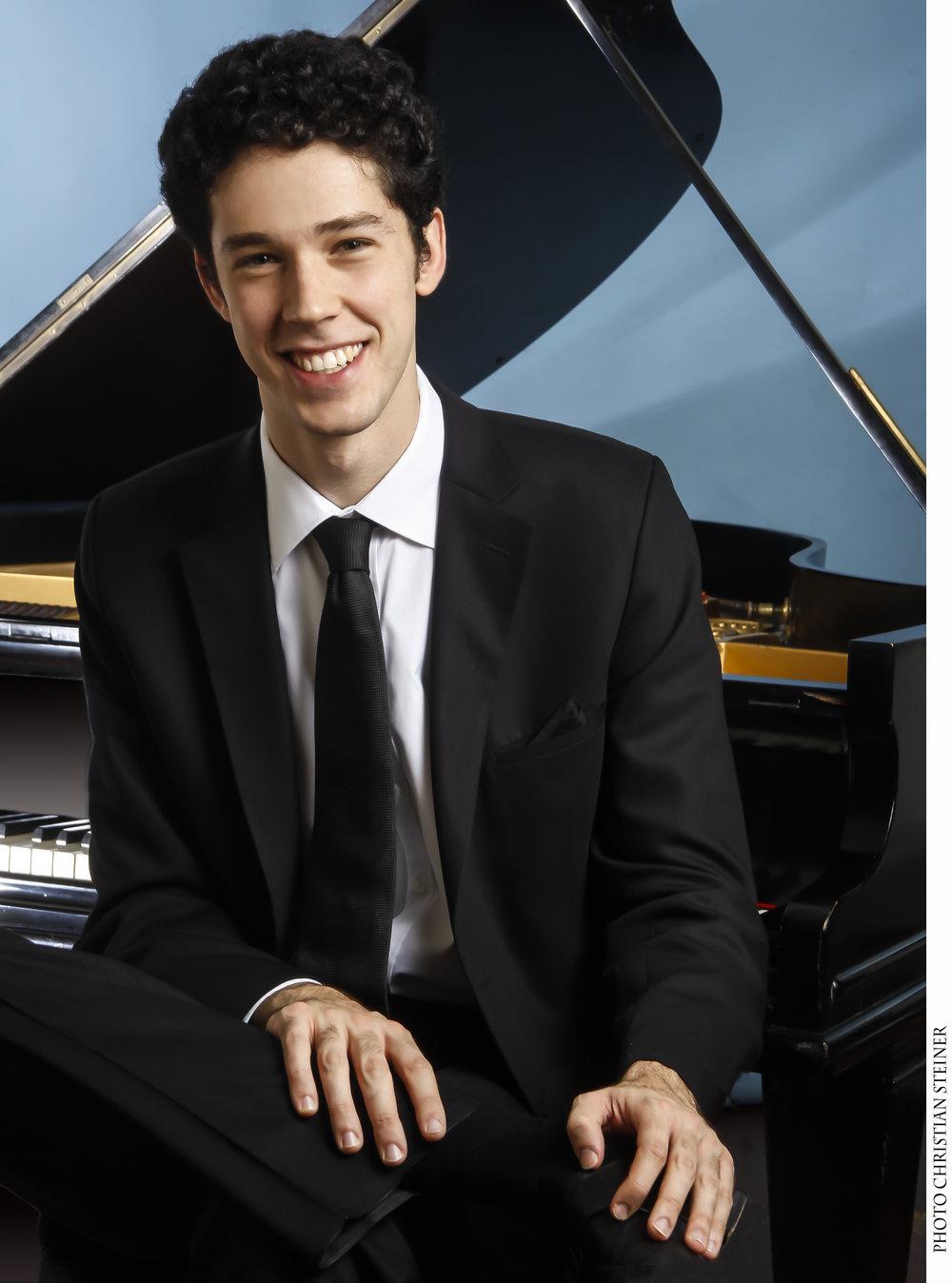 Tomer Gewirtzman - October 9: Medtner and ScriabinOctober 30: Beethoven and Brahms