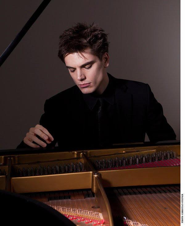 Andrew Tyson - October 2: Scarlatti, Albèniz, RavelDecember 11: Chopin