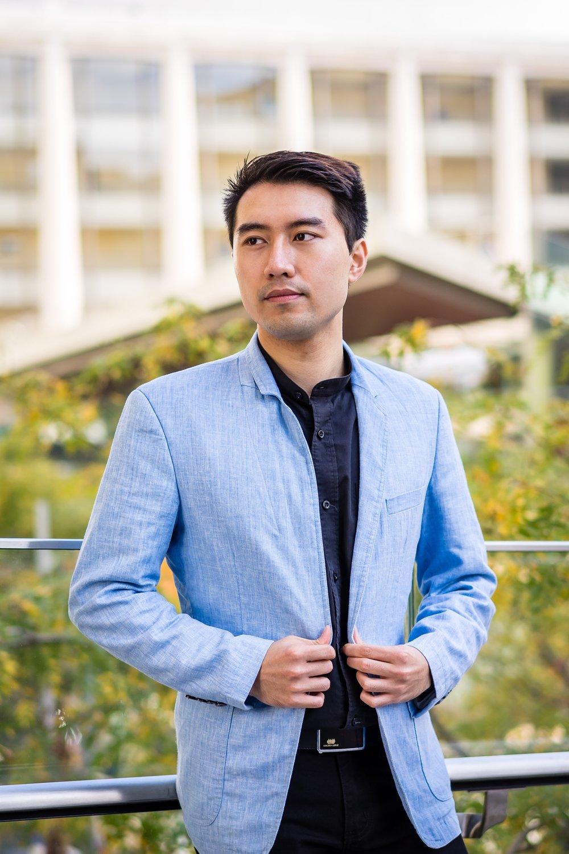 Rixiang Huang - November 6: Liszt