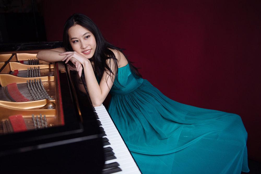 Peng Lin - December 4: Bach