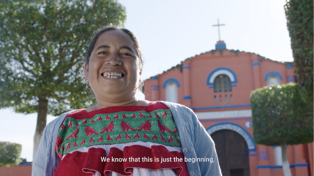 Puebla, Mexico - Google Documentary Commercial - Director of Photography