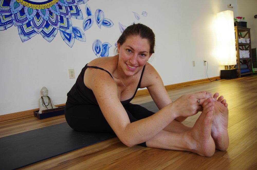 Missy Ziegler, RYT 200 - Teacher
