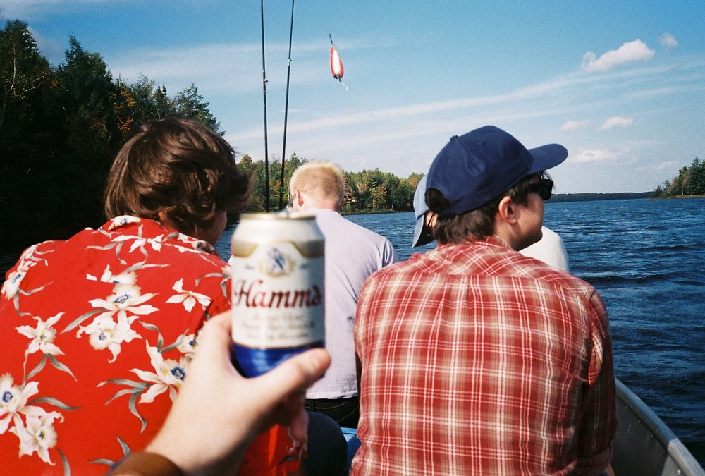 20. cabin in the woods %22when you hand a man a Hamm's%22.JPG