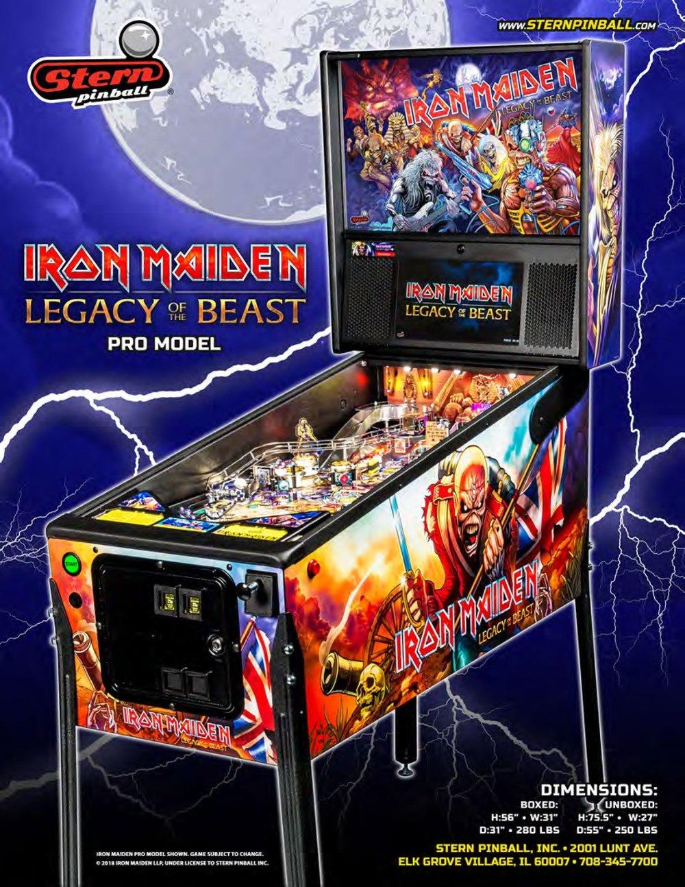 Iron Maiden Pro