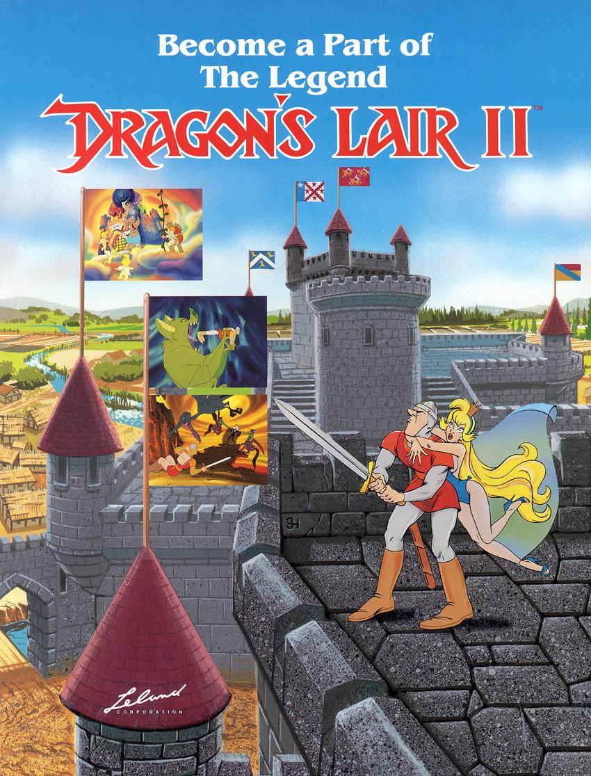 Dragon's Lair II