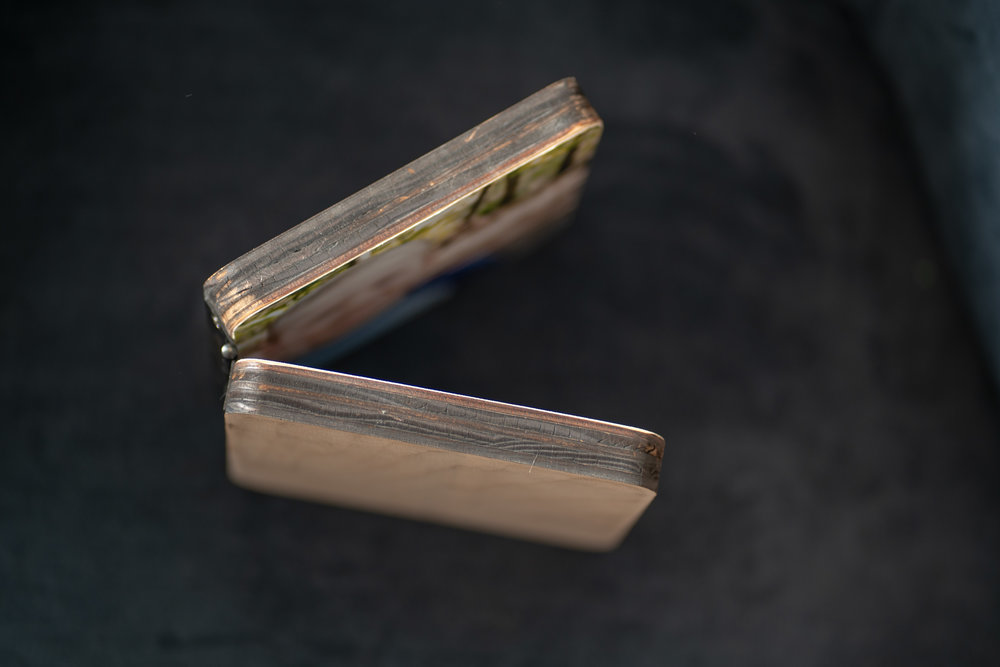 Duo Fold Side View