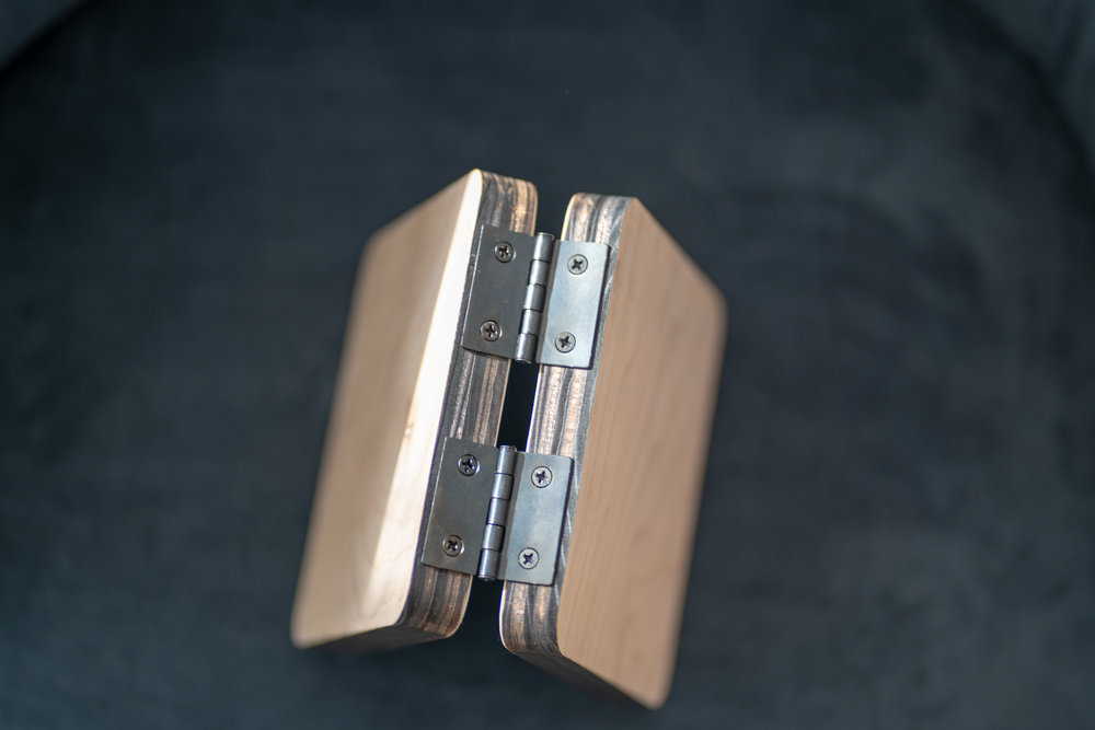 Duo Fold Hinges