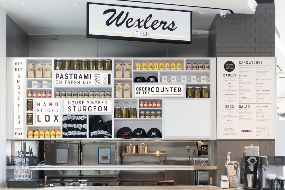 Wexler's Deli  : More Than Just a Deli Counter