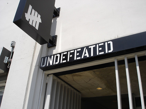 Undefeated  : Hip-Hop Culture Immersion