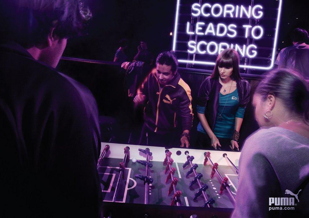 Puma Social Club  : The New Age Speakeasy
