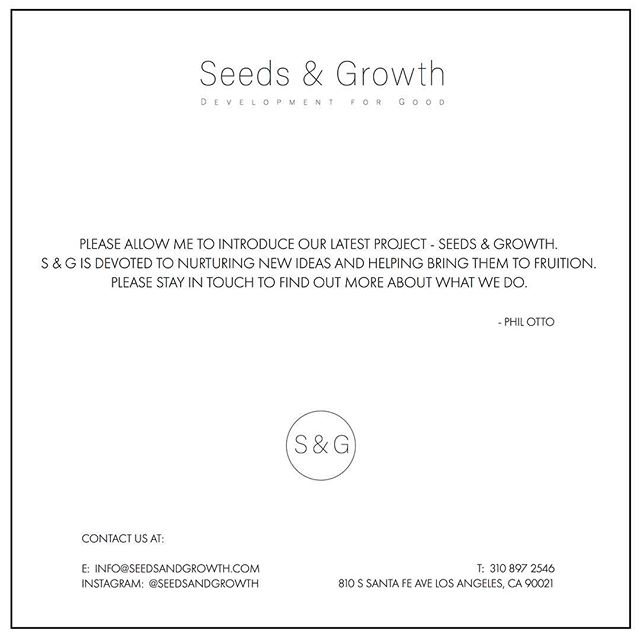 Seeds & Growth is here to help bring about positive change in the world.  #dogoodwork #positivechange #afuturetobelievein #bethechange @100yrs