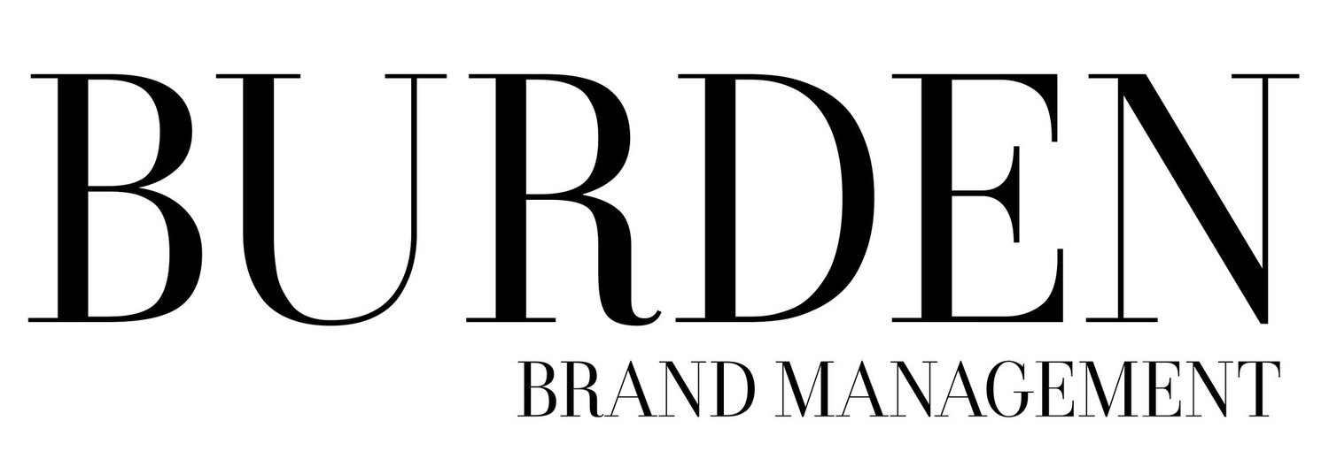 BURDEN BRAND MANAGEMENT