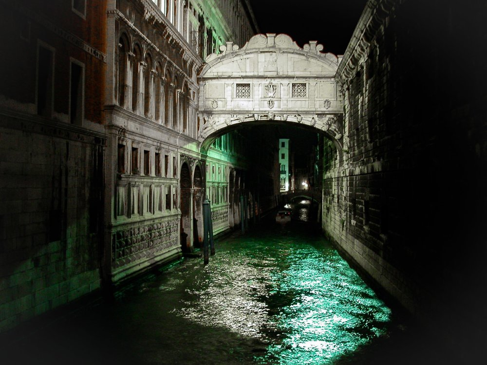 Bridge of Sighs (Venice, Italy)