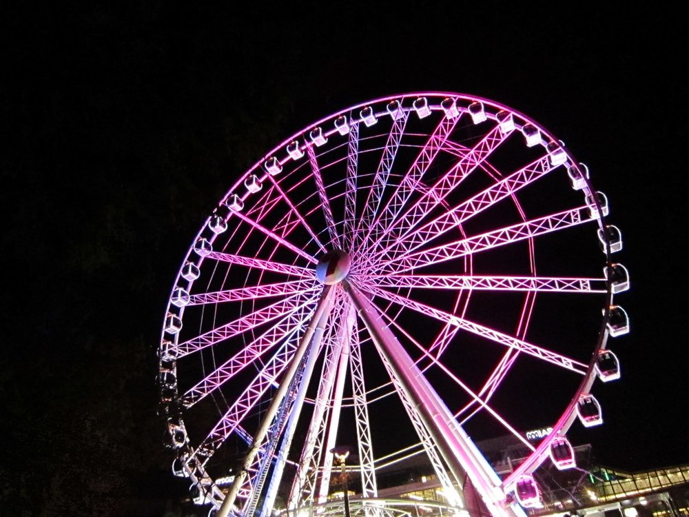 Brisbane Festival Ferris Wheel, Australia