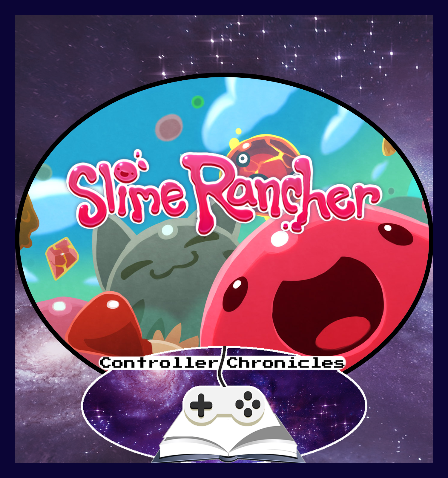 Slime Rancher Big Trouble Little Story Controller Chronicles