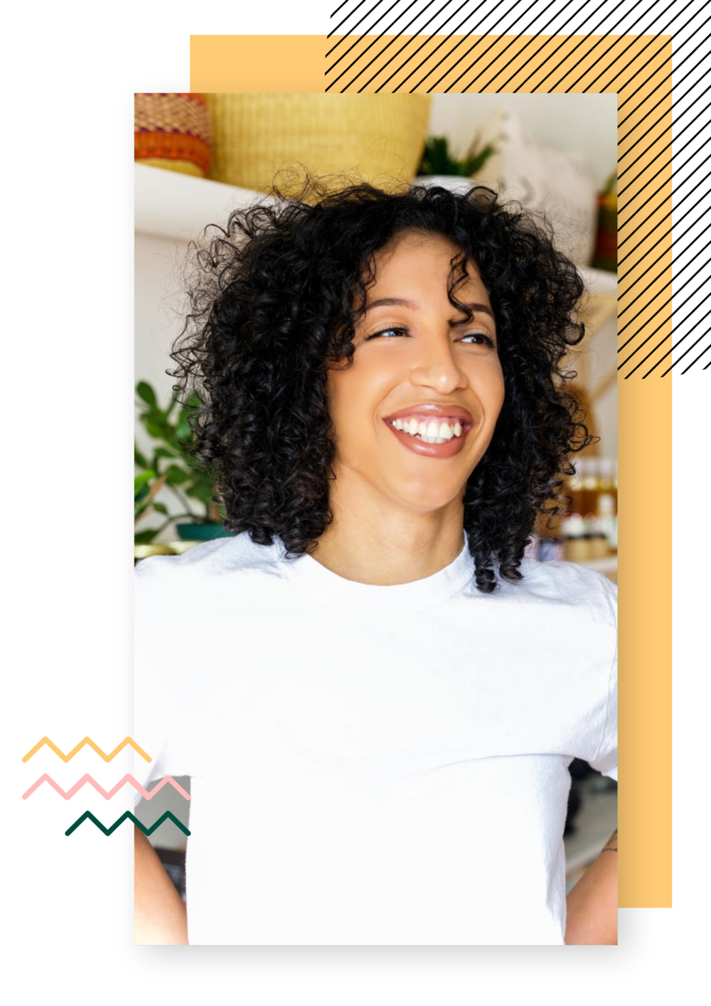 hi, i'm angie. - a California girl who loves creating, writing + connecting with people. this platform is here to serve aspiring women of color entrepreneurs because i believe we all have something meaningful to offer. the goal is to turn your passion into a service for others + stack your coins while doing what you love.this work for me is filled with purpose. i'm not here just to create beautiful websites + catchy taglines, i'm here to help women of color be seen + heard. i want my work to truly represent the beauty of our unique experiences + offer a fresh perspective on how we are seen in business. not only to level up our collective culture, but to show that women of color can invest in themselves to live the life they want, not just the one they're given.