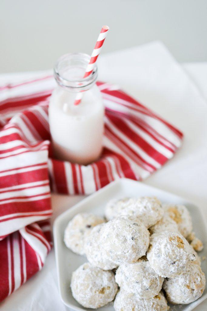 Snowball Cookies - Noodoso