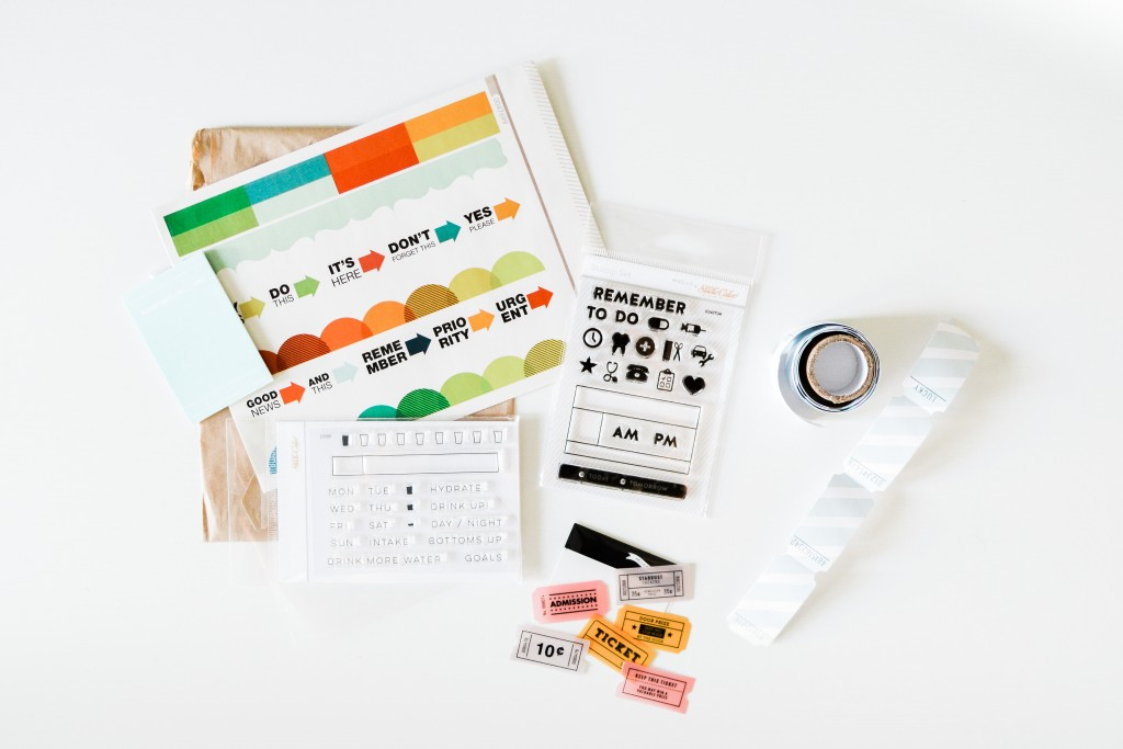 Studio Calico Film Club Planner Kit - Noodoso