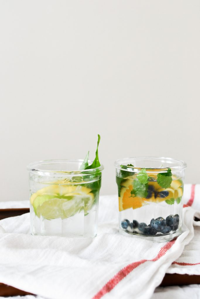 Staying Hydrated with Infused Water - Noodoso