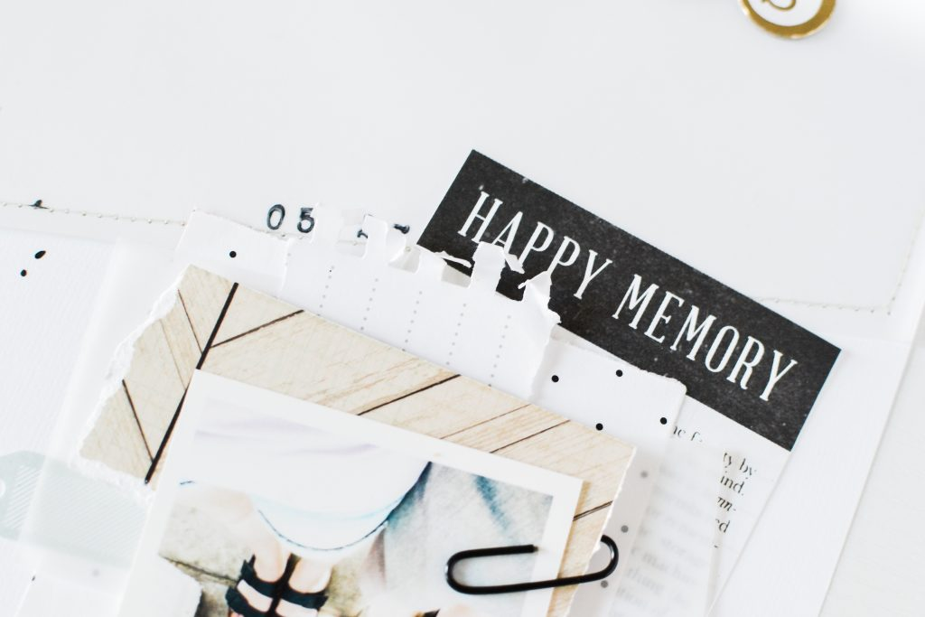 These are the Days | Scrapbook Layout - Suzanna Stein
